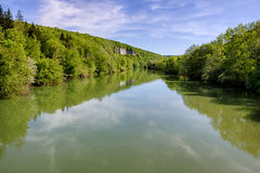Loue River Royalty Free Stock Photos