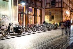 Louez un vélo photo libre de droits