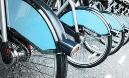 Louez un vélo Photo stock