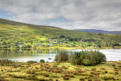 Lough Bofin Royalty Free Stock Images