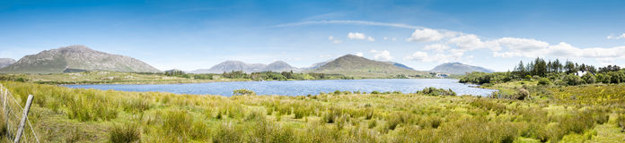 Lough Corrib Ireland Royalty Free Stock Photography