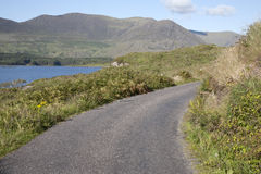 Lough Currane, Waterville; County Kerry Royalty Free Stock Photo