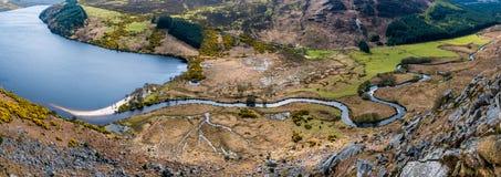 Lough Dan Royalty Free Stock Photo