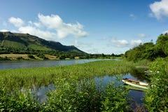 Lough de Glencar Imagem de Stock