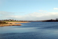 Lough Erne, lake in Northern Ireland Stock Images