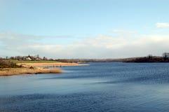 Lough Erne, lake in Northern Ireland. Lough Erne, a lake in Northern Ireland Stock Images