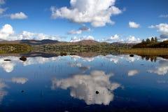 Lough Eske, Co Donegal Irland royaltyfria bilder
