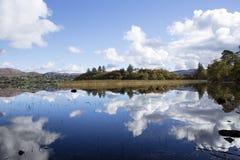 Lough Eske, Co Donegal Irland arkivbilder