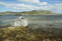 Lough Gealain & Mullaghmore Royalty Free Stock Photography