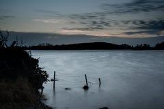 Lough Gur 3 9-01-2017 Arkivbild