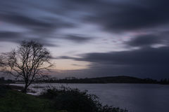 Lough Gur 2 9-1-2017. Lough Gur Irish: Loch Gair is a lake in County Limerick, Ireland between the towns of Herbertstown and Bruff. The lake forms a horseshoe Royalty Free Stock Image
