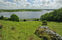 Lough Inchiquin Stock Image