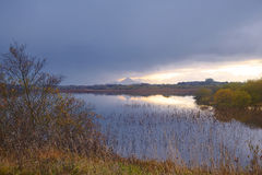 Lough Lannagh Fotografia Stock