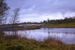 Lough Lannagh Royalty Free Stock Photos