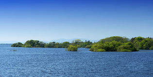 Lough Leane in Ireland Stock Image