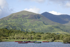 Lough Leane Lake, Killarney National Park Royalty Free Stock Images