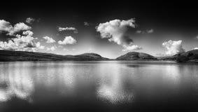 Lough Mourne, Co Donegal Irland fotografering för bildbyråer