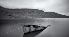 Lough Na Fooey Royalty Free Stock Photography