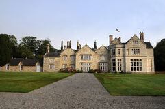 Lough Rynn Castle Royalty Free Stock Photo
