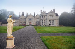 Lough Rynn Castle Stock Photo