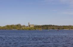 Lough Schlüssel-Forest Park und See Roscommon Irland Lizenzfreie Stockfotos
