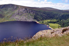 Lough tay Stock Image