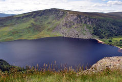 Lough tay Obraz Stock