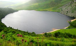 lough tay Obrazy Stock