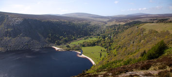 Lough Tay Wilklow Royalty Free Stock Image