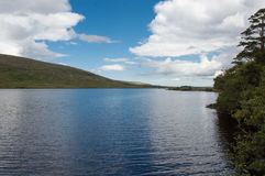 Lough Veagh Foto de Stock Royalty Free