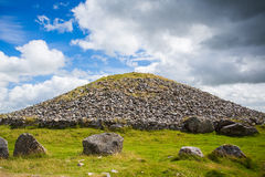 Loughcrew Passage Tombs, Co. Meath Royalty Free Stock Images