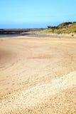 Loughor出海口的高尔半岛,多刺的口岸 图库摄影