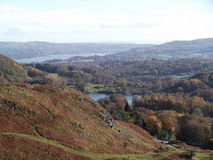 Loughrigg Royalty Free Stock Images