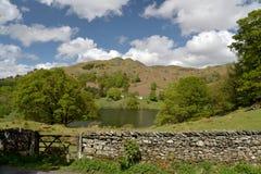 Loughrigg Tarn, English Lake District Stock Images