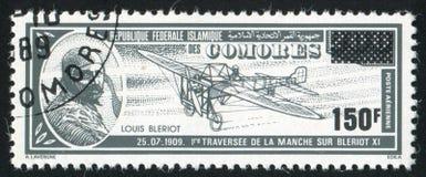 Louis Bleriot imagen de archivo libre de regalías