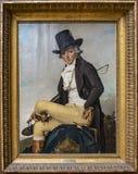 Louis David Pierre Seriziat 1795 Luftschlitz stockbilder