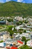 louis mauritius port Arkivfoto
