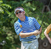 Louis Oosthuizen at the 2011 US Open Stock Photo