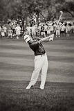 Louis Oosthuizen - Fairway Shot Royalty Free Stock Images