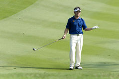 Louis Oosthuizen of South Africa, the Champions Stock Photography