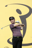 Louis Oosthuizen of South Africa, the Champions Royalty Free Stock Photography