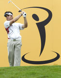 Louis Oosthuizen of South Africa, the Champions Royalty Free Stock Image