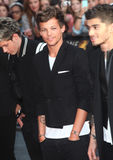Louis Tomlinson,One Direction Royalty Free Stock Images
