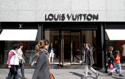 Louis Vuitton Stock Images