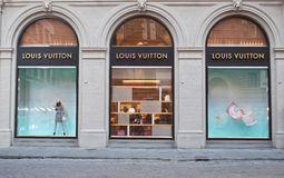 Louis Vuitton Photographie stock libre de droits