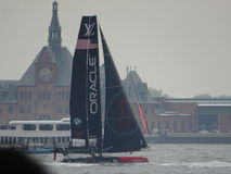 Louis Vuitton America's Cup 2016 36 Stock Photography