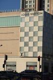 Louis vuitton boutique Stock Fotografie