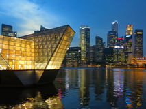 LOUIS VUITTON  Flagship Store In Singapore Stock Photo