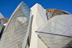 Louis Vuitton Foundation photos libres de droits