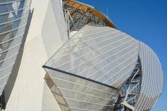 Louis Vuitton Foundation images stock